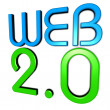 Web 2.0 — Stock Photo #5240089