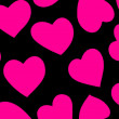 Royalty-Free Stock Photo: Heart background pink
