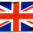 Royalty-Free Stock Photo: United kingdom - union jack