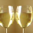 Chilled White Wine — Stock Photo