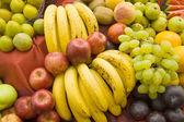 Fruits closeup — Stock Photo