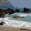 Strandabschnitt in Irland - Stock Photo