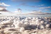 Ueber den wolken — Stock Photo