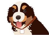 собака — Cтоковый вектор