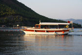 Travel boat — Stock Photo