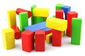 Blocchetti di costruzione — Foto Stock