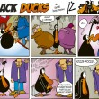 Постер, плакат: Black Ducks Comics episode 5