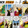 Постер, плакат: Black Ducks Comics episode 26
