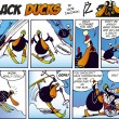 Постер, плакат: Black Ducks Comics episode 35