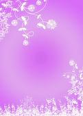 Purple background — Stock Photo
