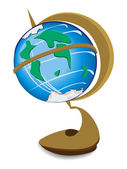 Globus — 图库矢量图片
