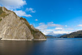 Vidraru Lake — Stock Photo