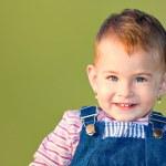 Cute baby girl — Stock Photo #4572650