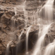 Capra Waterfall — Stock Photo