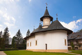 Church at Sihastria Monastery — Stock Photo