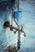 Old water tap — Stock Photo