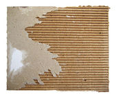 Cardboard grunge — Stock Photo
