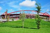 Soccer Benfica — Stock Photo