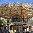 Portugal carousel — Stock Photo