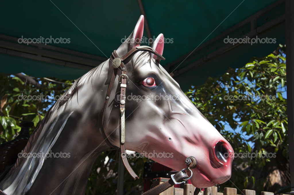 adult carousel com. Portugal Lisbon Zoo carousel rocking horse
