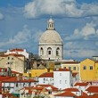 Lisbon church — Stock Photo