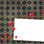 Love card — Stock Photo #4947336