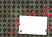 Love card — Foto de Stock