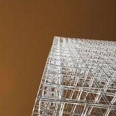3d yeni modern mimari — Stok fotoğraf
