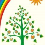 Постер, плакат: Apple tree