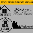 Royalty-Free Stock Vector Image: Real estate