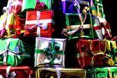 Gift wrap — Stock Photo