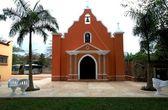 メキシコの教会 — ストック写真