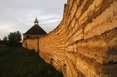 The fortress of Staraya Ladoga, Leningrad Oblast, Russia — Stock Photo