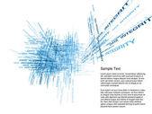 数据完整性抽象 — 图库照片