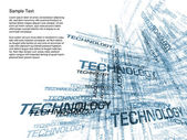 Modern Technology Abstract — Stock Photo