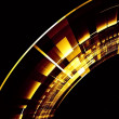 Space Technologies Abstract — Stock Photo