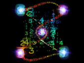 Number Processing — Stock Photo