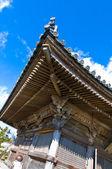 Zijaanzicht op een theehuis in japan — Stockfoto