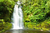 Mac Lean Falls in the Catlins — Stock Photo