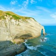 Cape Farewell, Able Tasman national park - Stock Photo