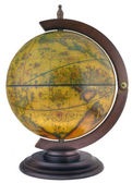 Desk globe-souvenir — Stock Photo