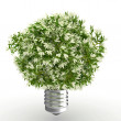Stock Photo: 3d Eco energy concept