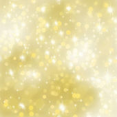 Glittery gold background. EPS 8 — Stock Vector