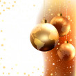 Royalty-Free Stock Imagen vectorial: Merry Christmas Background. EPS 8