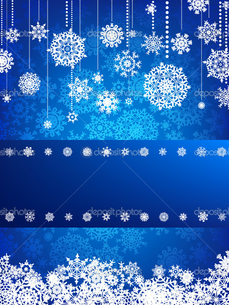 Beige christmas background with christmas snowflake. EPS 8 vector file included  Stock Vector #4253919
