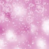 Elegante fondo de navidad. eps 8 — Vector de stock