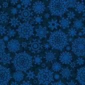 Seamless light blue christmas pattern. EPS 8 — Stock Vector