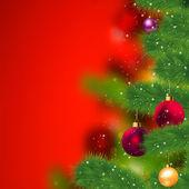 Grunge christmas background. EPS 8 — Stock Vector