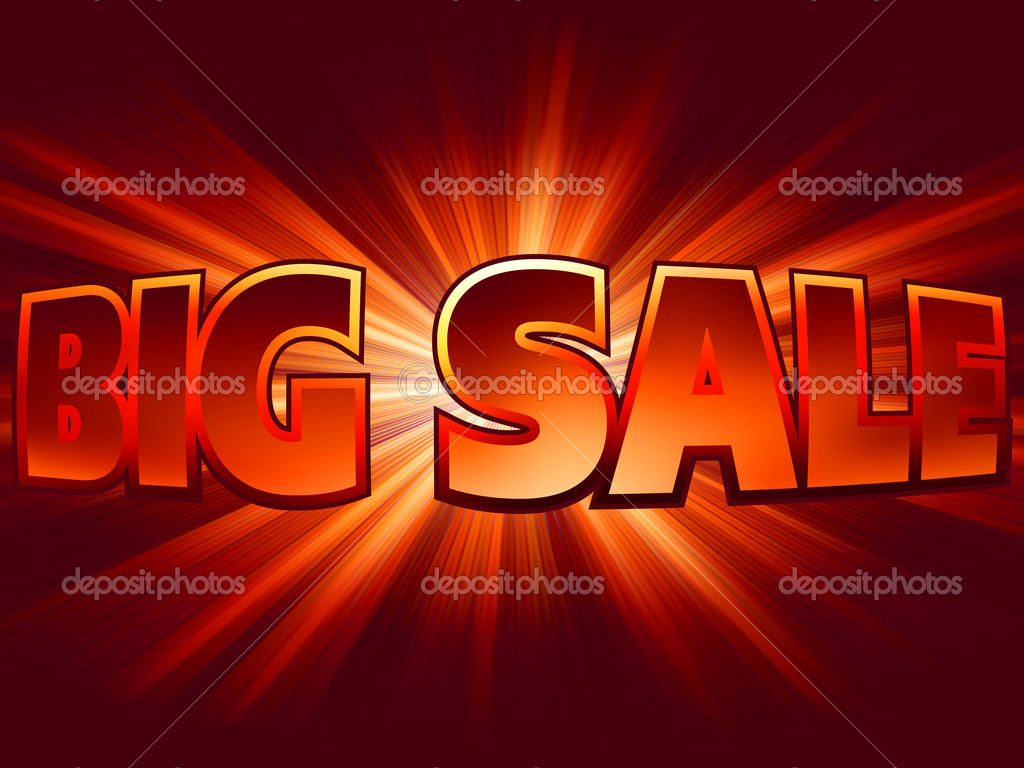 High energy shine templane big sale. EPS 8 vector file included  Stock Vector #4497925
