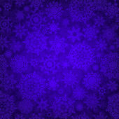 Seamless deep blue christmas pattern. EPS 8 — Stock Vector